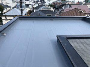 渋谷区屋上防水1020