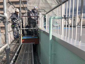 大田区総合改修工事1205
