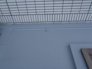 相模原市エントランス屋根防水29