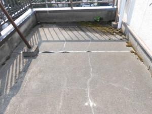 品川区会社社屋屋上防水改修工事