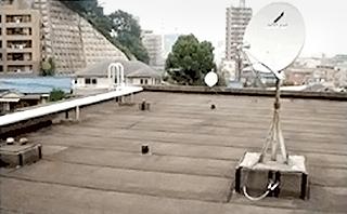川崎市高津区 砂付きアスファルト露出防水施工前