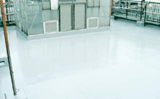 軟質アスファルトシート防水施工後